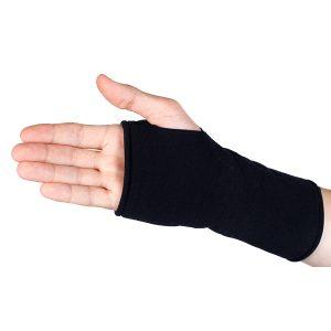 Fingerless Piping Gloves
