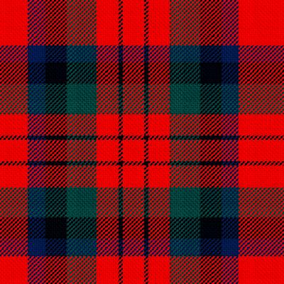 MacDuff Red Modern