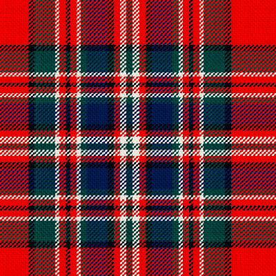 MacFarlane Red Modern