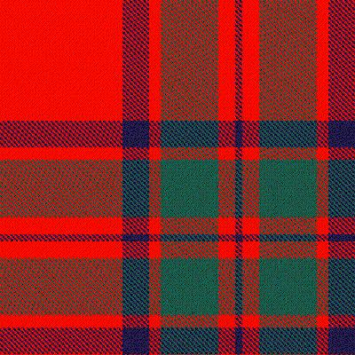 MacIntosh Red Modern