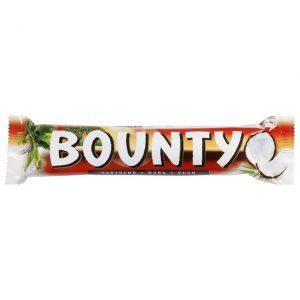 Bounty Dark Chocolate Bar