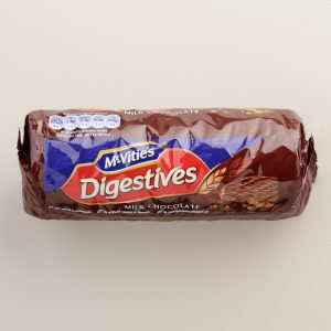 Digestives Milk Chocolate