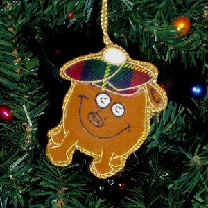 Haggis Ornament