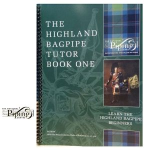 National Piping Centre Highland Bagpipe Tutor Book 1