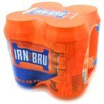 Irn Bru 4 Pack