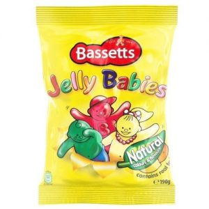 Jelly Babies - Bassetts