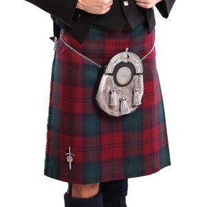 Kilt - 8 Yard, Made In Scotland