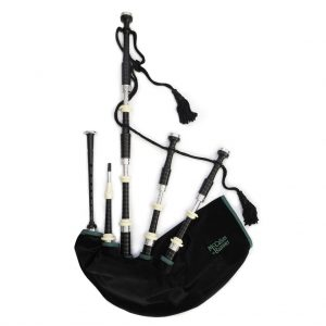 McCallum AB4 Deluxe Firefighter Bagpipes