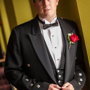 Prince Charlie Jacket & 3 Button Vest