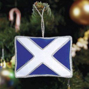 Flag Ornament: St Andrews