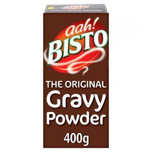 aah! Bisto Gravy Powder 400g