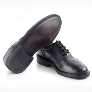 """Ghillie Brogues - Leather Sole """"Blane"""""""
