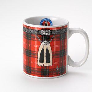 Kiltie Coffee Mug