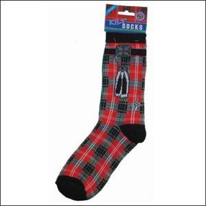 Kiltie Socks