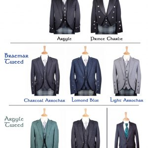 Additional Jackets Available