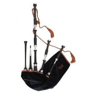 McCallum AB4 Deluxe Zoomorphic Bagpipes