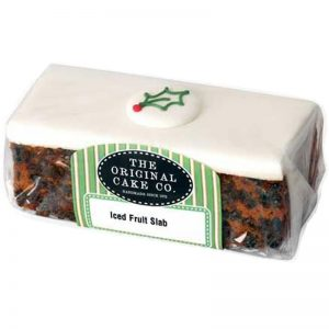 OCC Iced Christmas Fruit Cake 14.1 oz