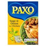 Paxo Sage & Onion Stuffing 85g