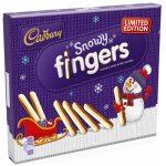 Nestle Milk & White Chocolate Fingers 230g