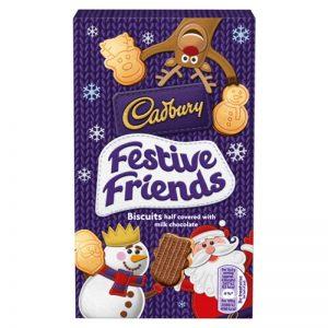 Cadbury Festive Friends Carton 150g