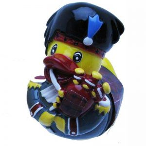 Rubber Ducky Lip Balm