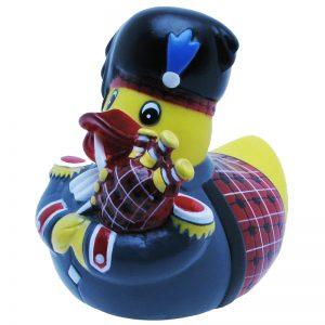Rubber Bath Ducky