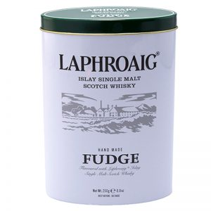 Laphroaig Single Malt Fudge Tin 8.8oz